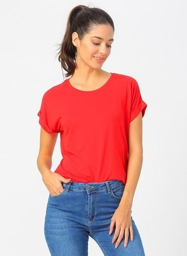 Fashion Friends Tişört Kırmızı
